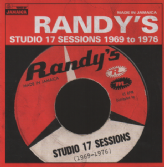 Various - Randy's Studio 17 Sessions 1969 To 1976 (Voice Of Jamaica) LP